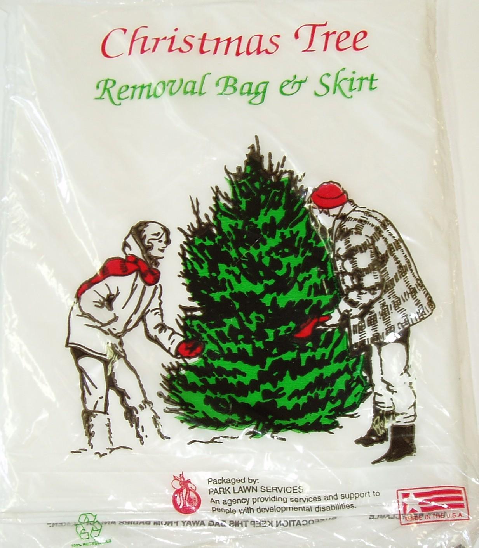 CTB-7290H CHRISTMAS TREE REMOVAL BAGS - STANDARD